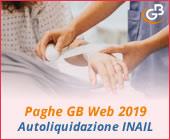 Paghe 2019: Autoliquidazione INAIL