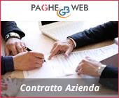 Paghe GB Web 2017: Contratto Azienda