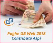Paghe GB Web 2018: Contributo Aspi