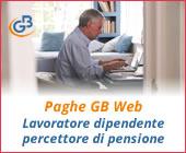 Paghe GB Web 2018: Caso pratico – Lavoratore dipendente percettore di pensione