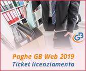 Paghe 2019: Caso Pratico - Ticket Licenziamento