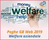 Paghe GB Web 2019: Caso Pratico - Welfare aziendale