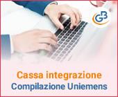 Cassa Integrazione: come effettuare la compilazione Uniemens