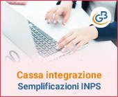 Cassa integrazione: quali sono le semplificazioni introdotte dall'INPS?