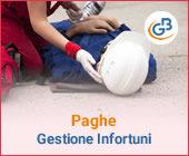 Paghe GB Web 2020: Gestione Infortuni