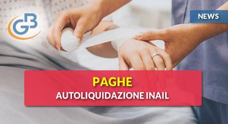 News - Paghe 2019: Autoliquidazione INAIL