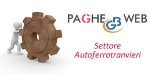 Gestione Settore Autoferrotranvieri nel software Paghe GB Web